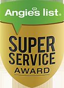 Angie's List Super Service Award Winner | Fortune's Lawn, Land & Tree Service